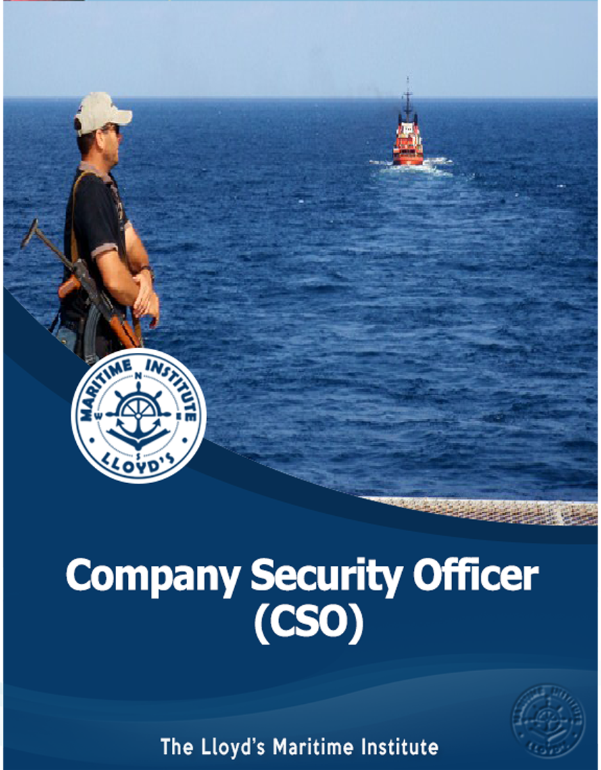 Company Security Officer (CSO)