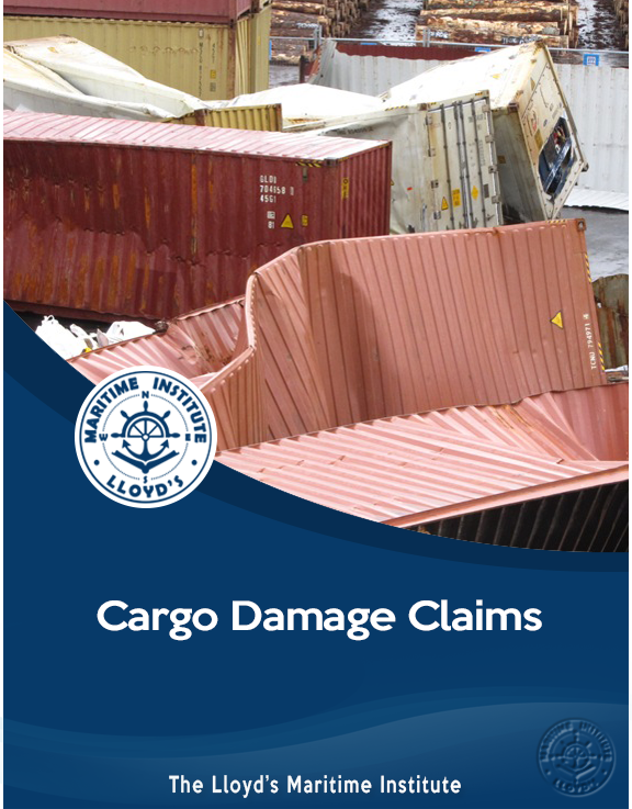 Cargo Surveying Advanced Diploma - Expert in Cargo Damage Claims