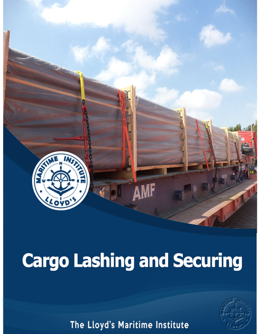 Cargo Lashing and Securing