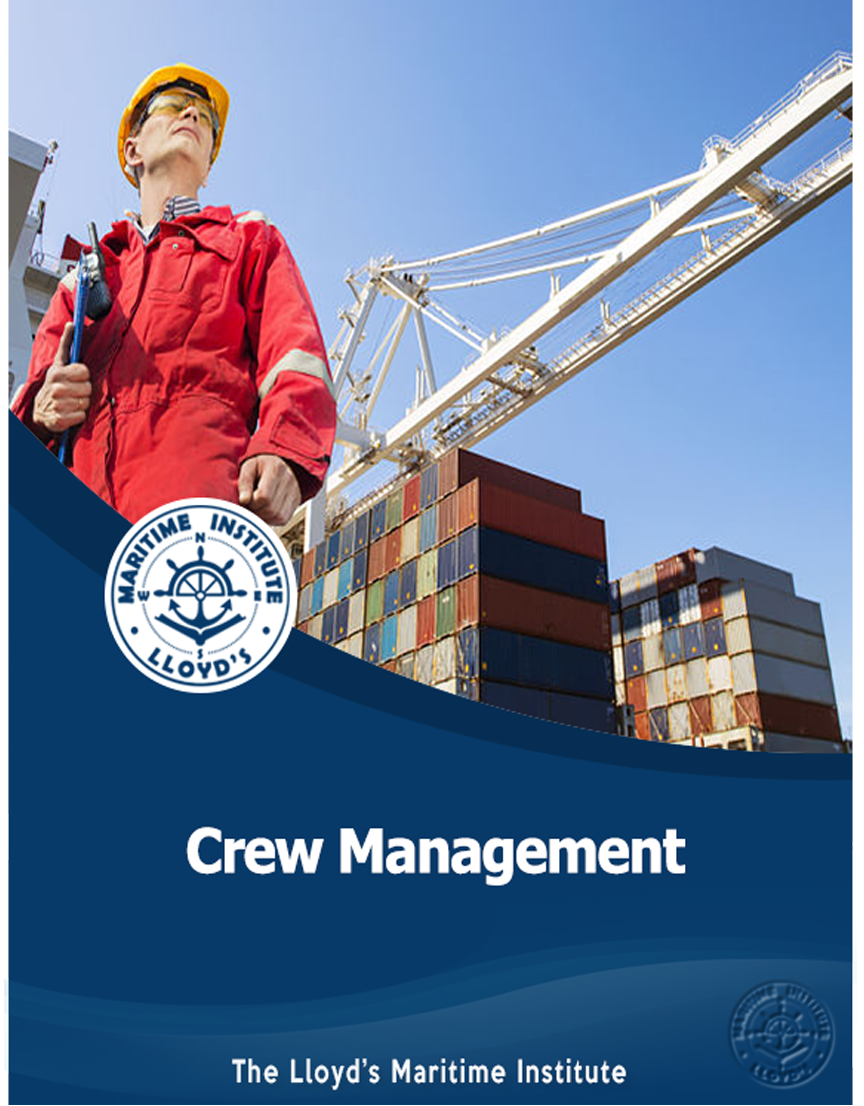 Shipping Management Advanced Professional Diploma - Crew Management