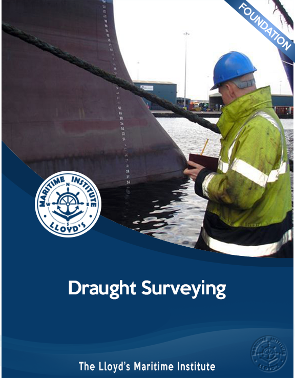 Cargo Surveying Foundation Diploma - Draught Surveying
