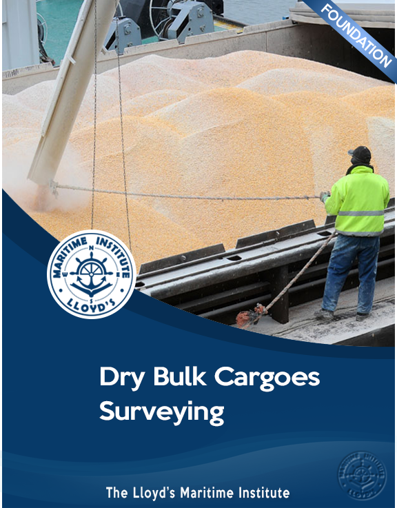 Cargo Surveying Foundation Diploma - Dry Bulk Cargoes Surveying