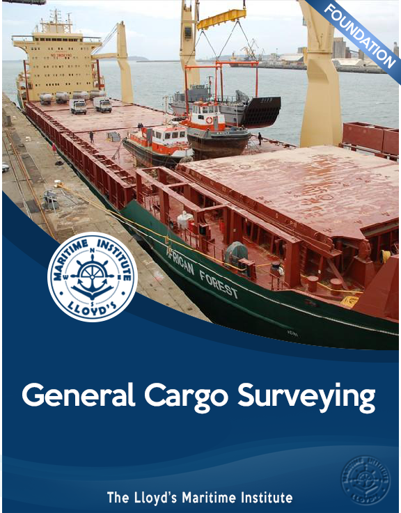 Cargo Surveying Foundation Diploma - General Cargoes Surveying