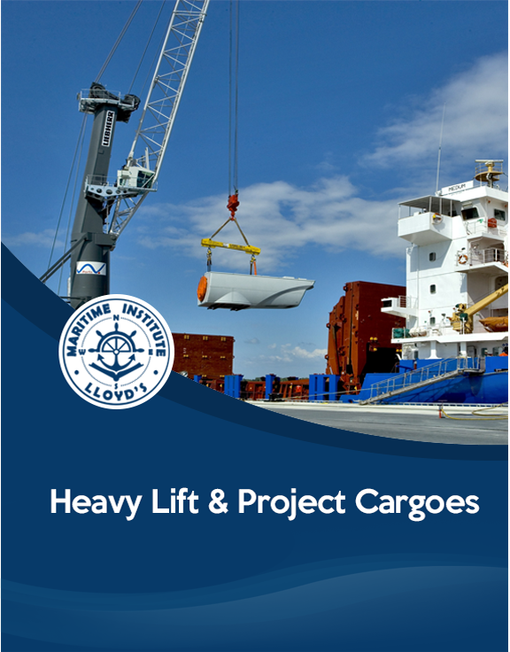 Heavy Lift & Project Cargoes
