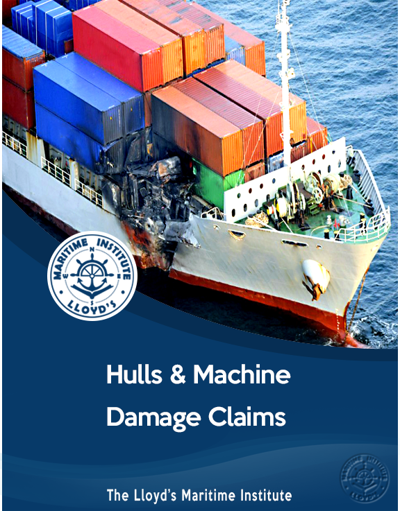 Marine Surveying Advanced Diploma - Expert in Hulls and Machine Damage Claims Surveying