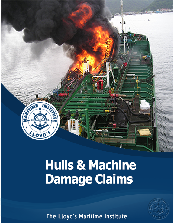 Hulls & Machine Damage Claims