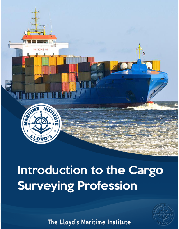 Introduction to the Cargo Surveying Profession