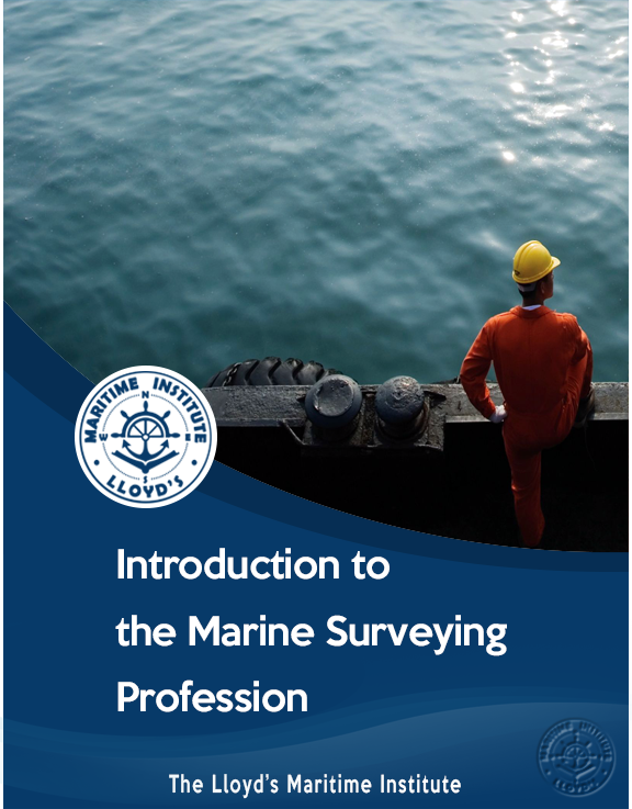 Introduction to the Marine Surveying Profession