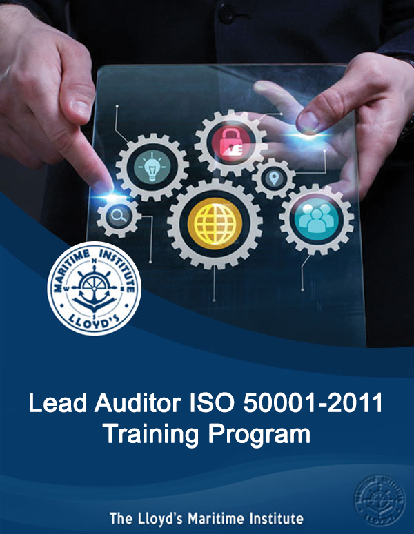 Lead Auditor ISO 50001 : 2011