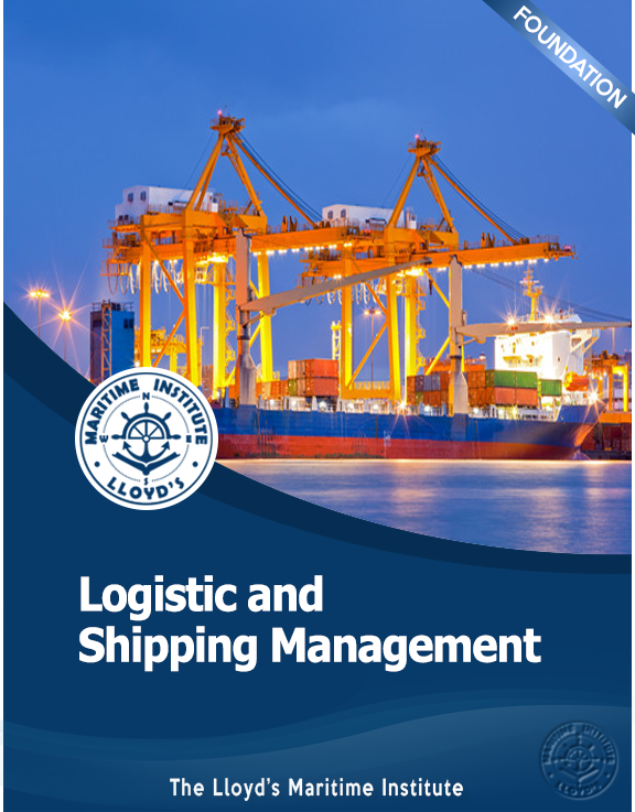 Shipping Management Foundation Diploma - Logistic and Shipping Management