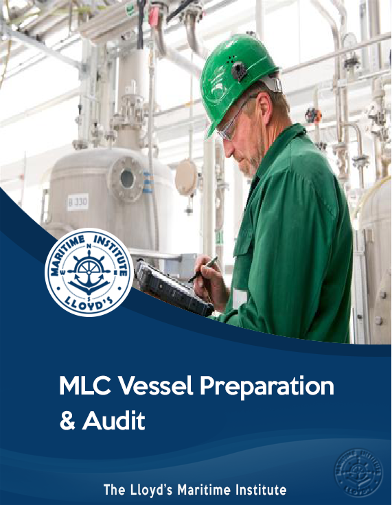 MLC Vessel Preparation & Audit
