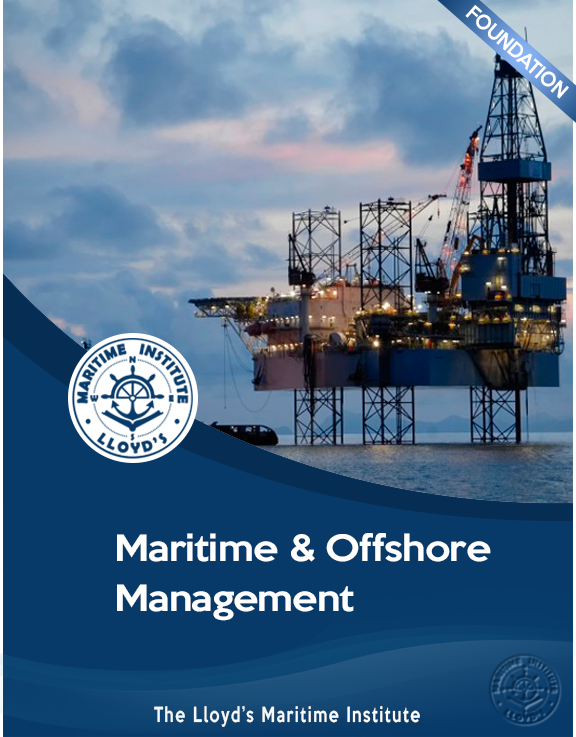 Shipping Management Professional Diploma - Maritime and Offshore Management