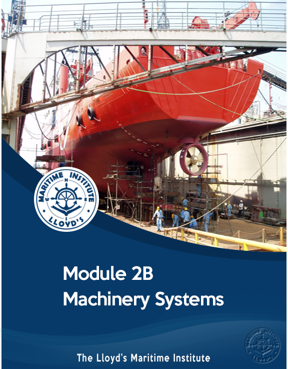 Module 2B - Machinery Systems