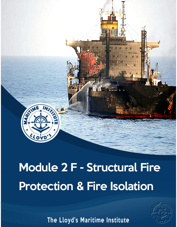 Module 2F - Structural Fire Protection