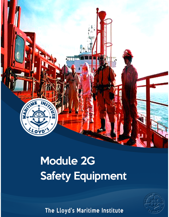Module 2G - Safety Equipment
