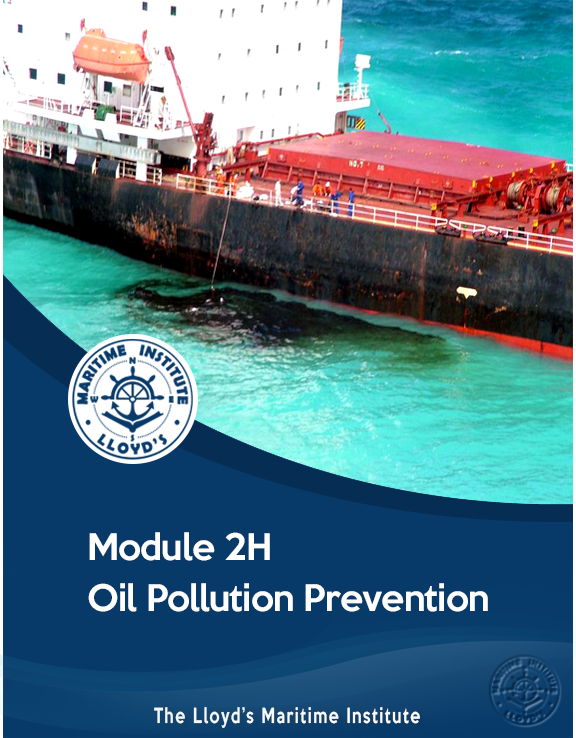 Module 2H - Oil Pollution Prevention