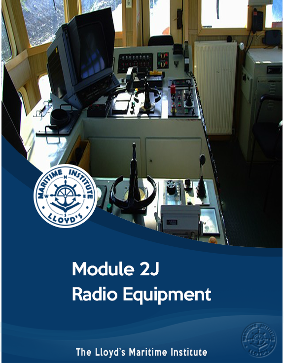 Module 2J - Radio Equipment