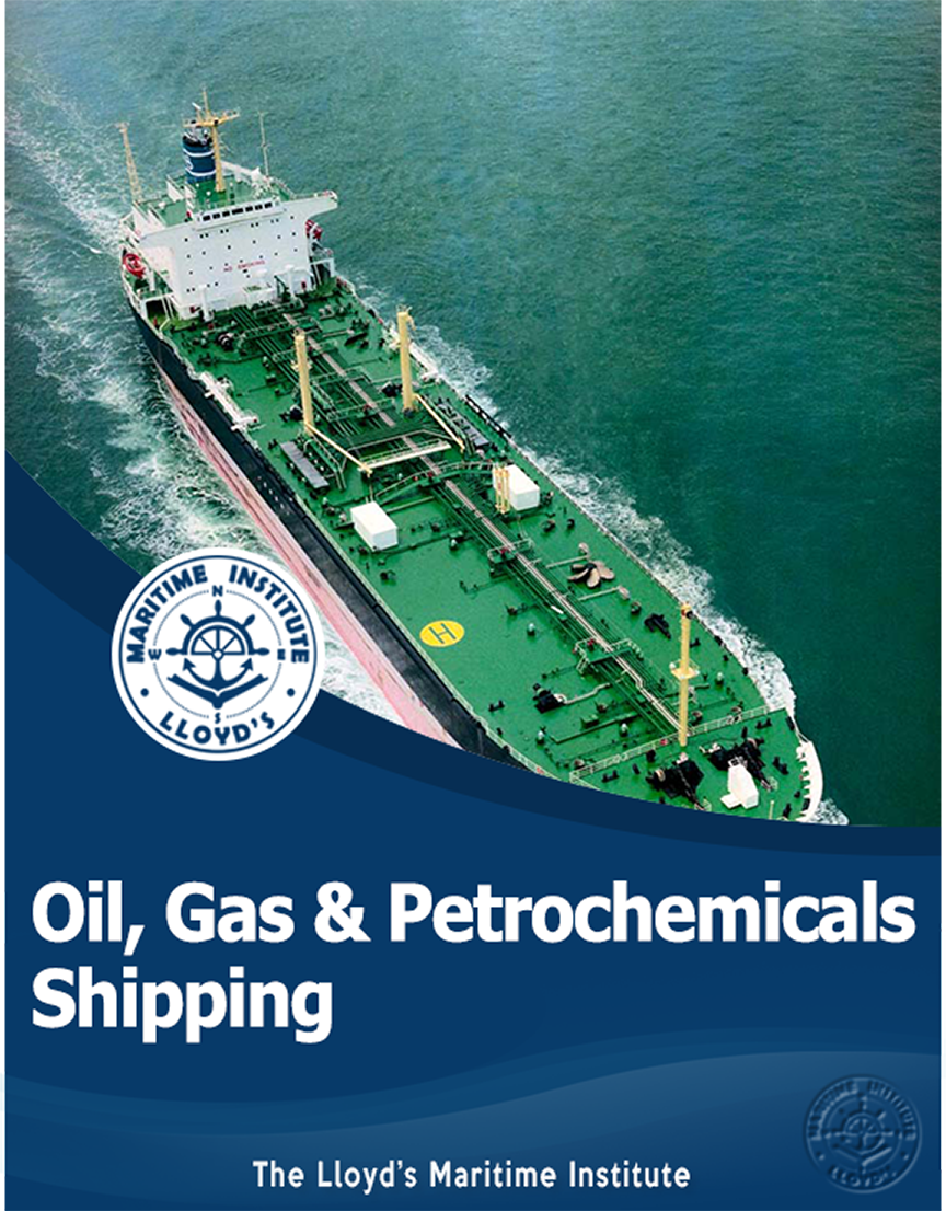Shipping Management Advanced Diploma -Oil, Gas & Petrochemicals Shipping