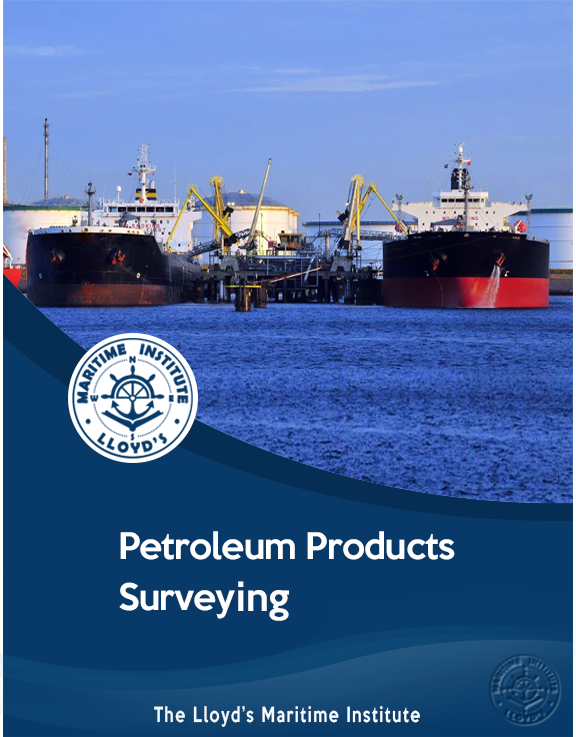 Crude Oil & Petroleum Products Inspection