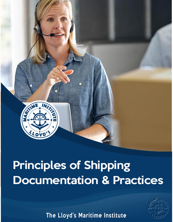 Principles of Shipping Documentation & Practices