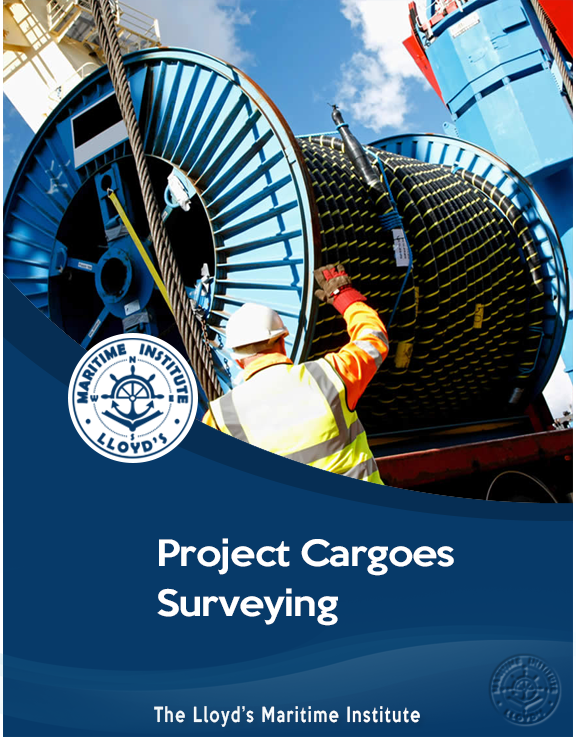 Cargo Surveying Advanced Diploma - Expert in Project Cargoes Surveying