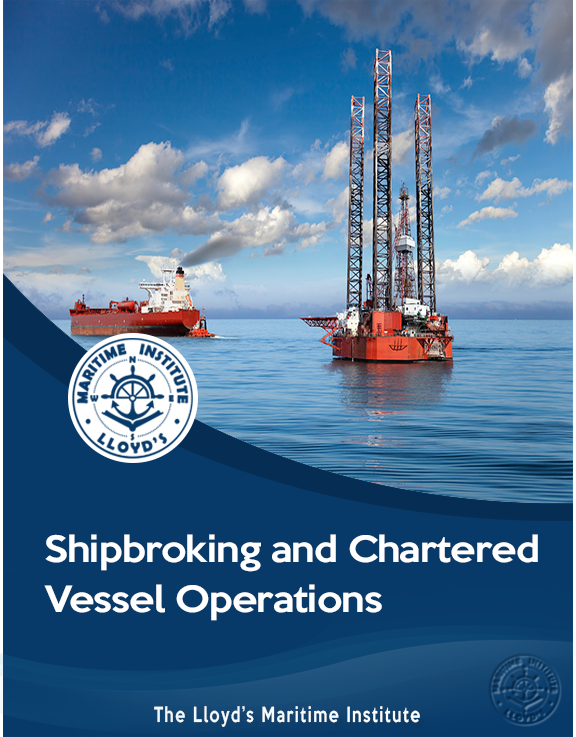 Shipping Management Advanced Diploma - Shipbroking and Chartered Vessel Operations