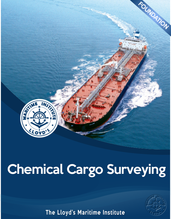 Cargo Surveying Foundation Diploma - Chemical Cargoes Surveying
