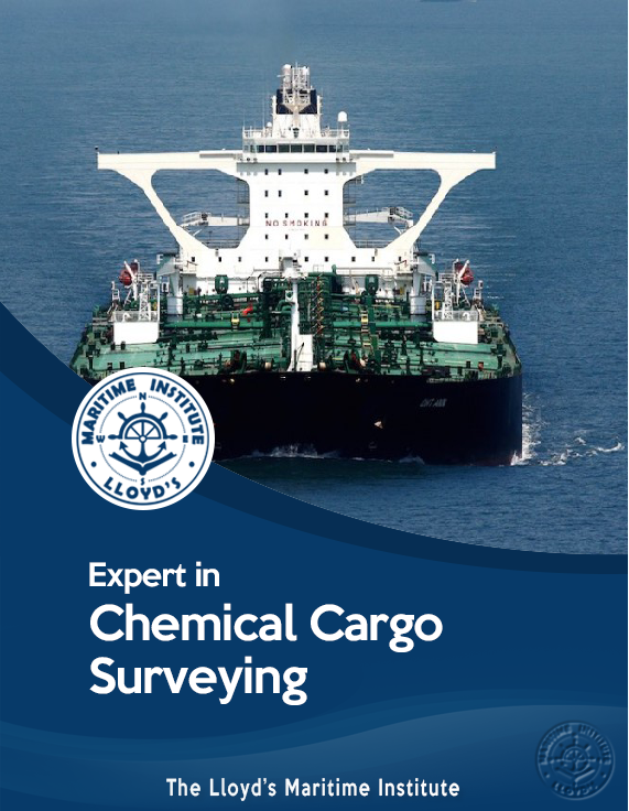 Cargo Surveying Advanced Diploma - Expert in Chemical Cargo Surveying