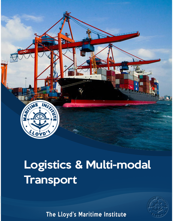 Logistics and Multi modal Transport