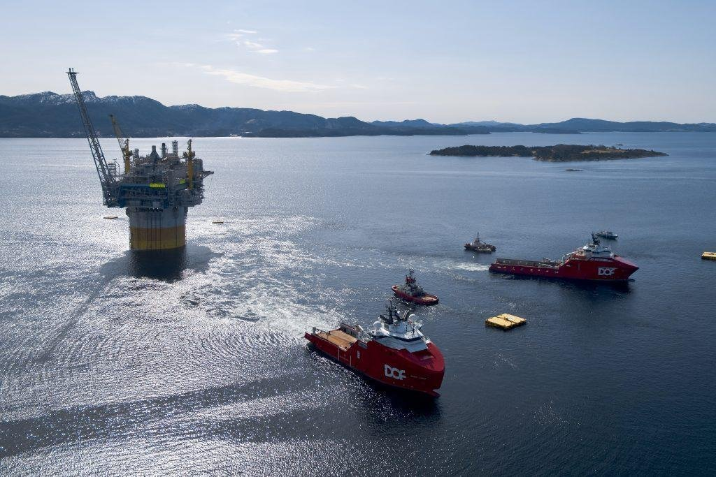 Norwegian project to explore data-driven energy efficiency in offshore operations